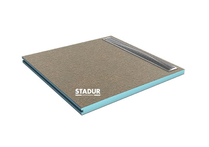 Bekannt Duschelement Line Board - Stadur Produktions GmbH & Co.KG SC22