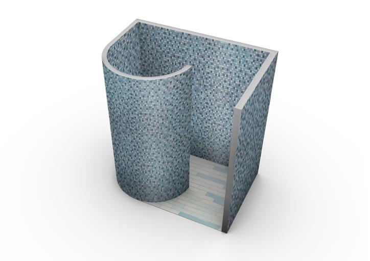 designobjekte round wall stadur produktions gmbh co kg sandwichelemente. Black Bedroom Furniture Sets. Home Design Ideas