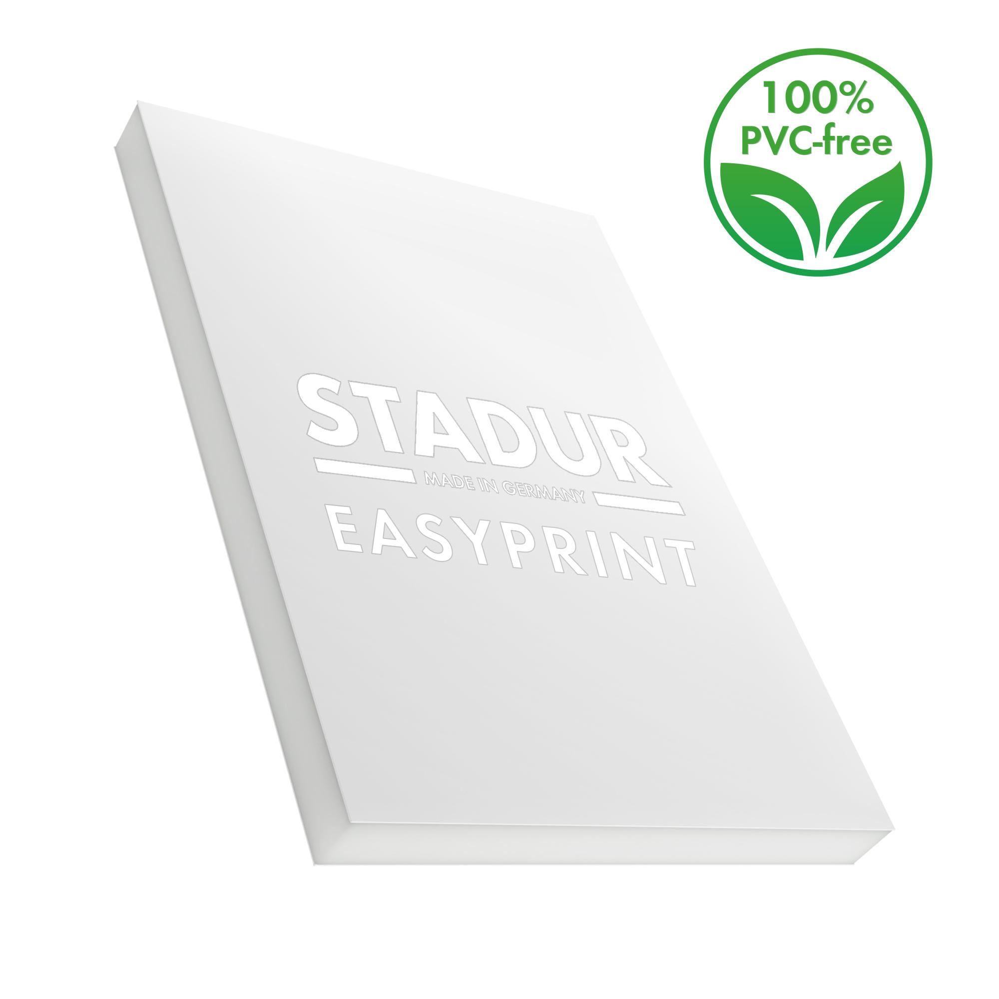 Lightweight Foam Board Viscom Sign Easyprint Stadur